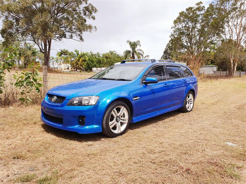 2009 HOLDEN COMMODORE SV6 VE MY10