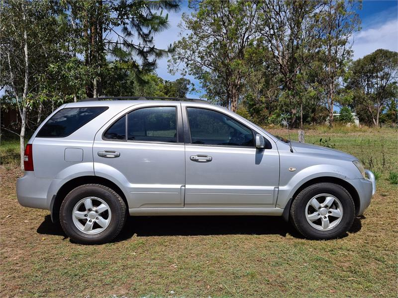 2006 KIA SORENTO  BL 05 UPGRADE