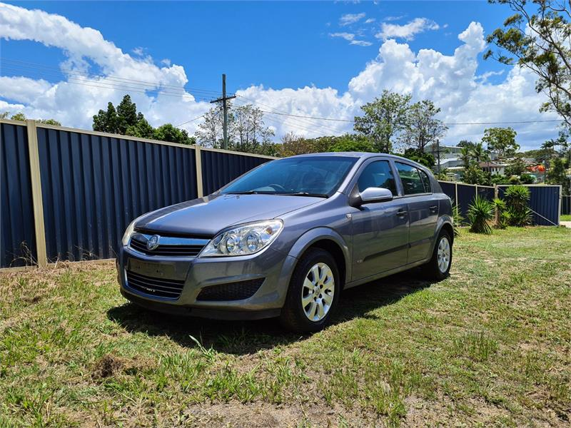 2007 HOLDEN ASTRA CD AH MY08