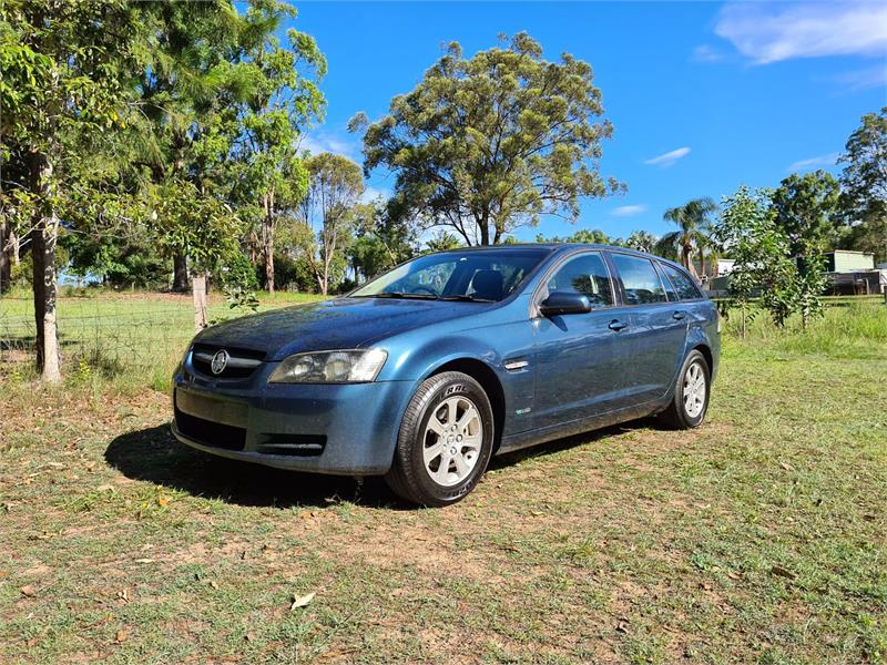 2009 HOLDEN COMMODORE OMEGA VE MY10