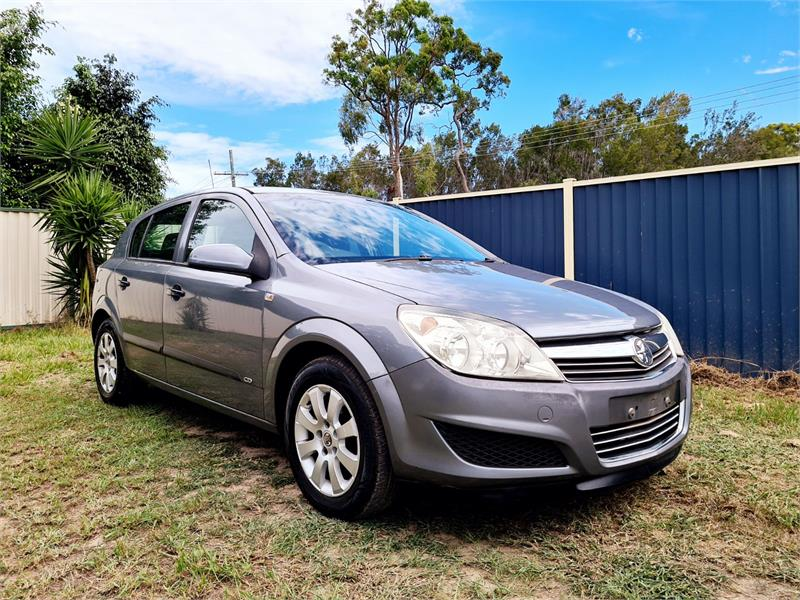 2007 HOLDEN ASTRA CD AH MY07