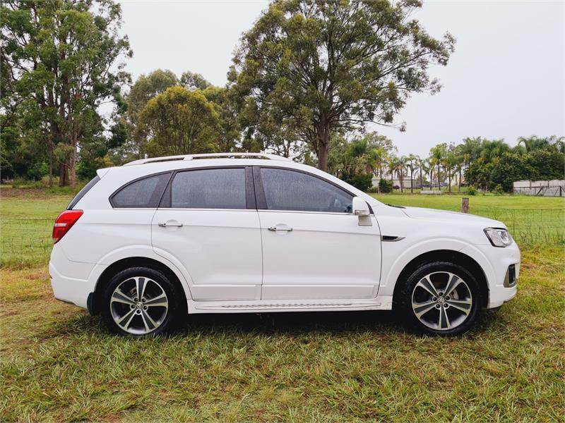 2016 HOLDEN CAPTIVA 7 LTZ (AWD) CG MY16