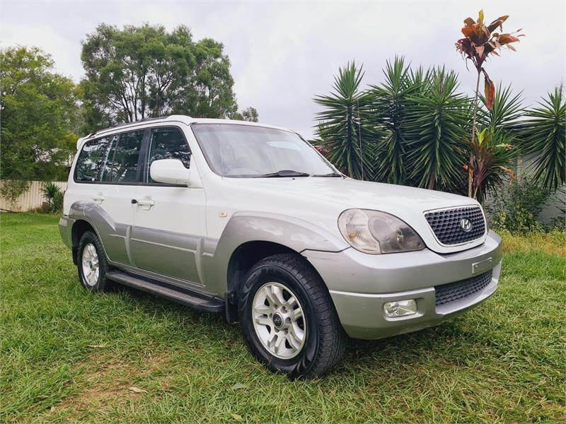 2006 HYUNDAI TERRACAN  05 UPGRADE