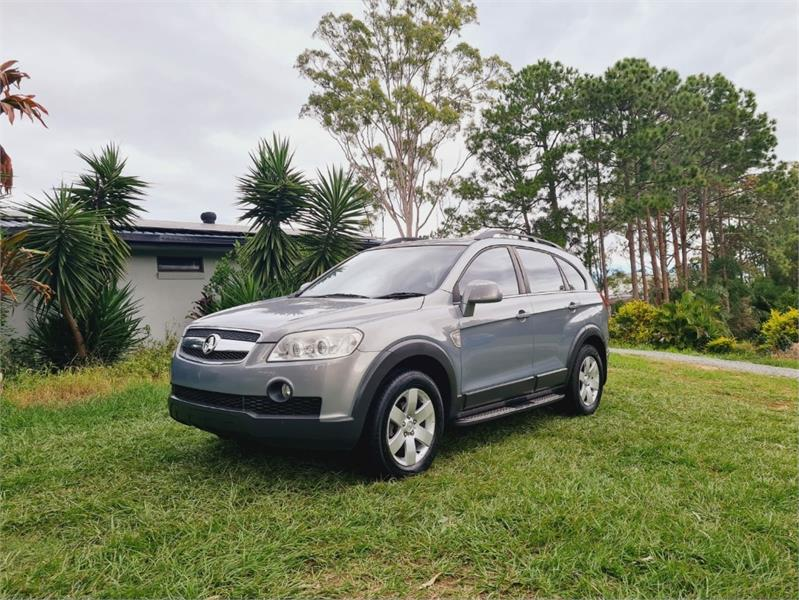 2010 HOLDEN CAPTIVA CX (4×4) CG MY10