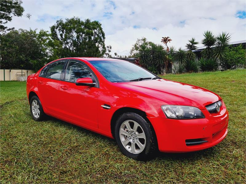2009 HOLDEN COMMODORE OMEGA VE MY09.5